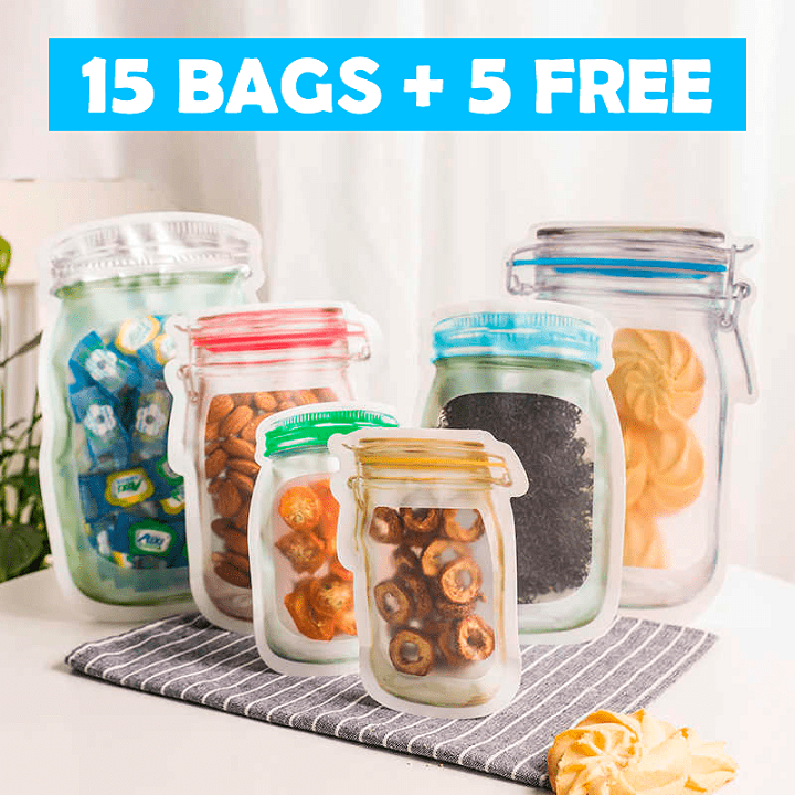 Reusable Bags-Buy 2 Or More And Get A 10% Discount