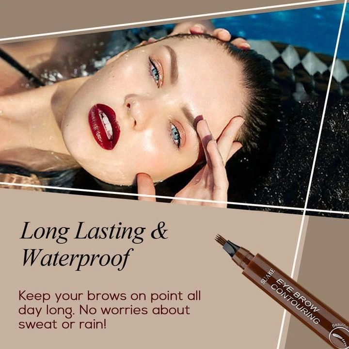 (2020 new in) Natural Tattoo Eyebrow Pen-Buy 2 save $5