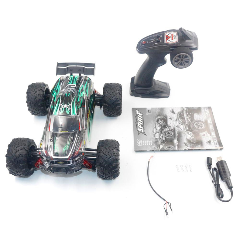 Xinlehong 9138 1/16 2.4G Brushed 4WD Remote Control RC Car