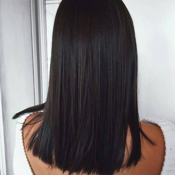 2020 New Straight Wigs Black Long Hair Vietnamese Bundles Wigs For African American With Alopecia