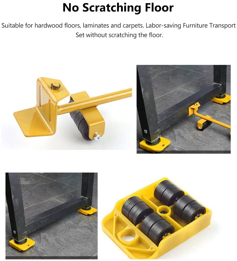 50%OFF-Last Day Promotion Easy Furniture Mover Tool