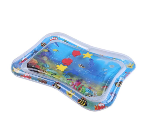 Baby inflatable water play mat maintaining Safety reliability functional diversity   playmat Fun Activity Pool Cushion