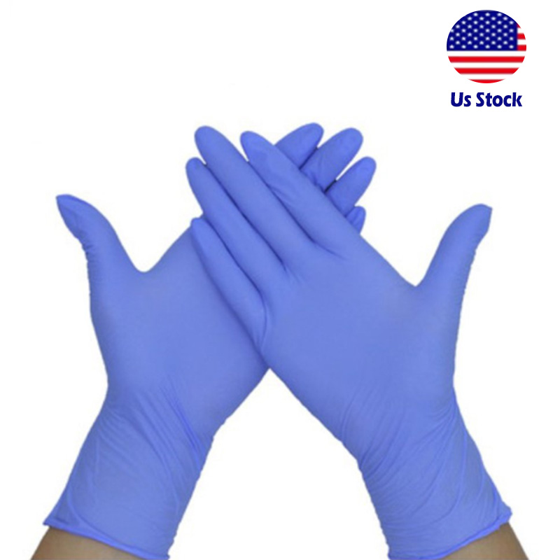 [In Stock] Disposable Nitrile Gloves— Ship From USA