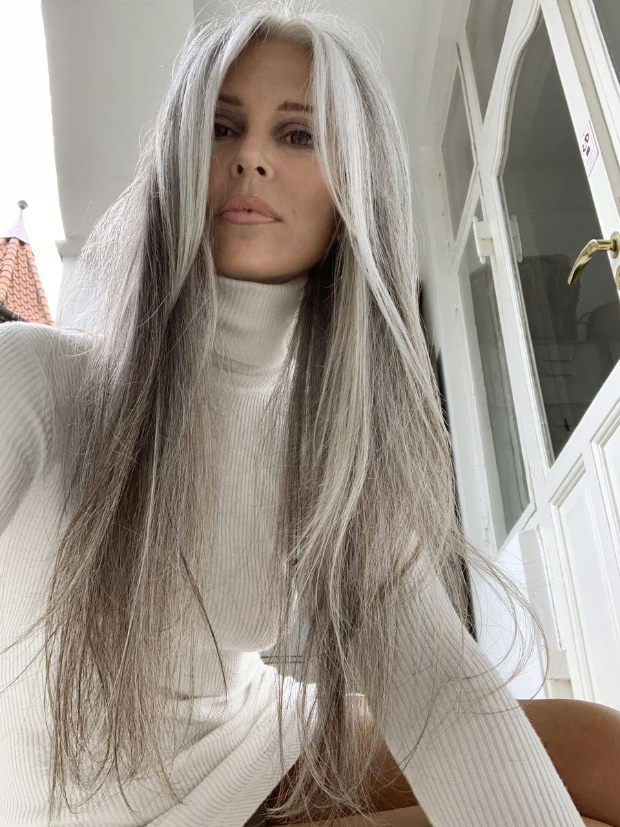 Gray Wigs Lace Frontal Hair Virgin Hair For Black Women 99J Lace Front Wig Toning Gray Hair Silver Ombre Lace Front Wig Natural Light Brown Hair