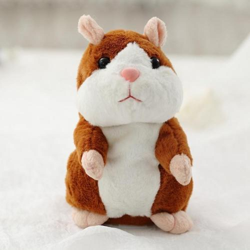 Talking hamster - repeat anything it hears🔥50% OFF Today🔥