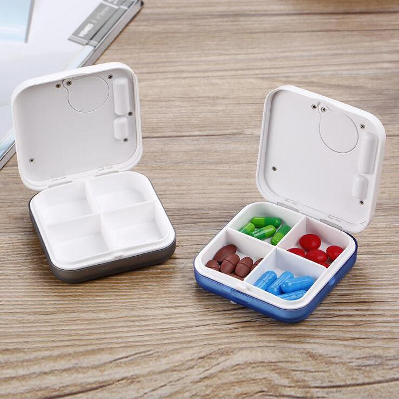 100% BPA-Free Intelligent Electronic Pill Organizer Case