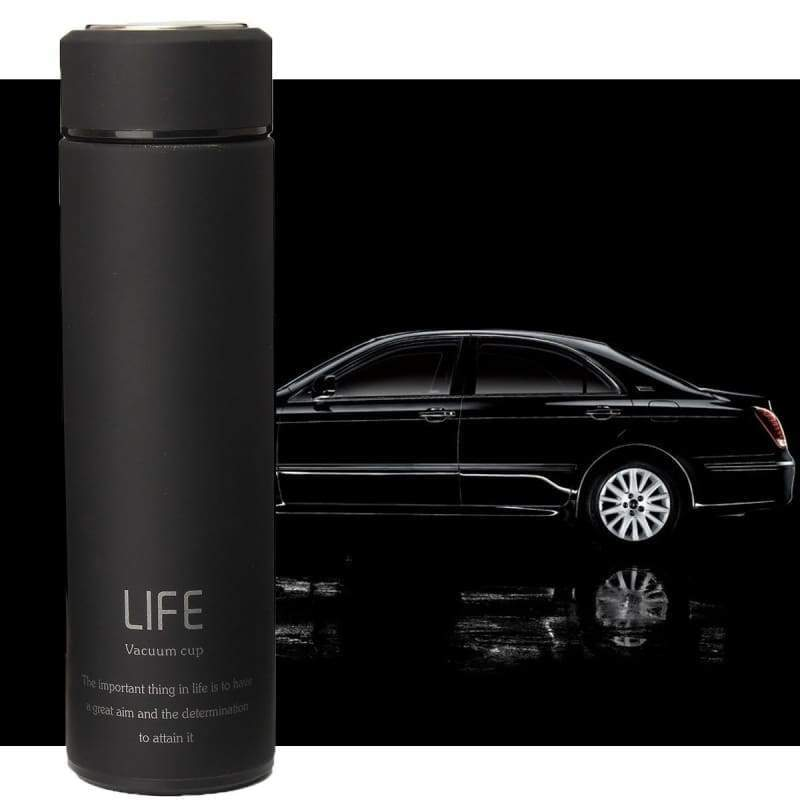 500ML Fashion Hot Stainless Steel Vacuum Bottle Coffee Tea Cup Mug Travel Insulated Container Office Water Bottle