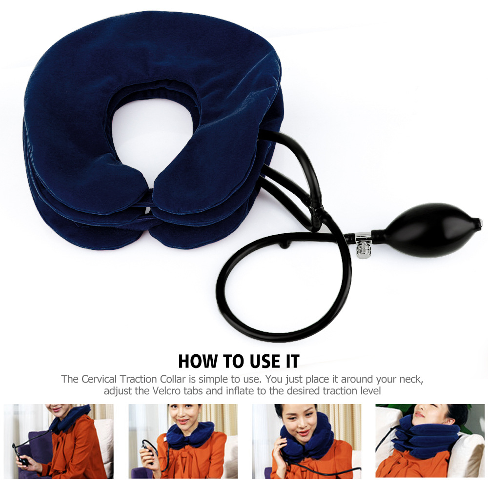 Scrown™ Cervical Neck Traction Device