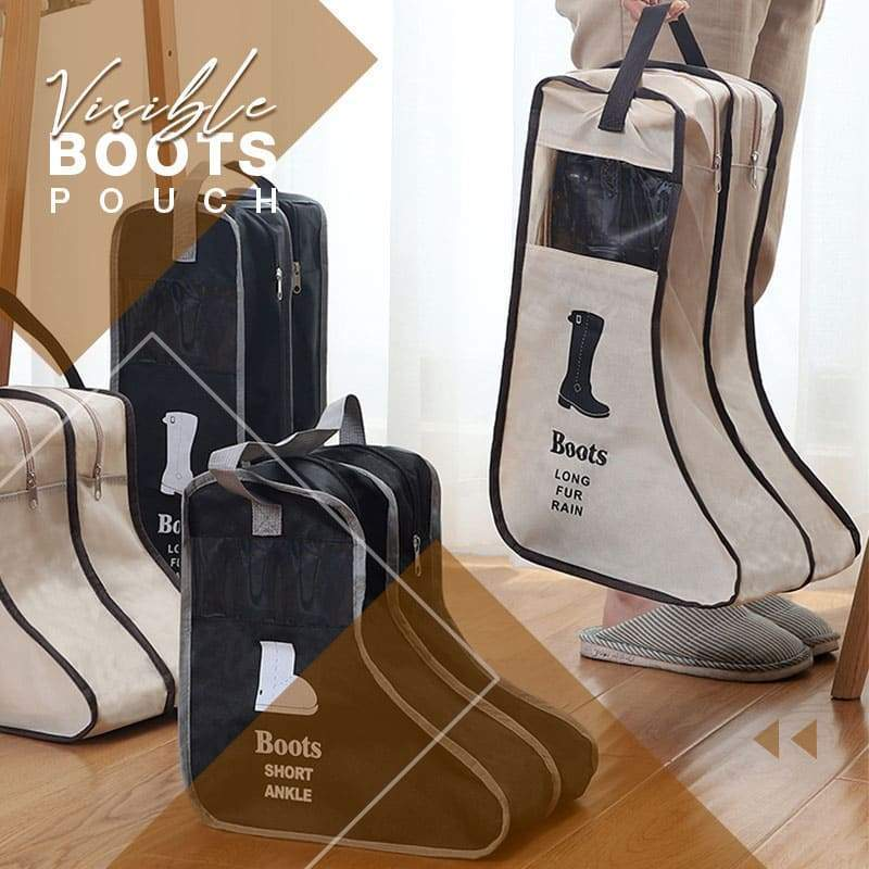 Visible Boots Pouch