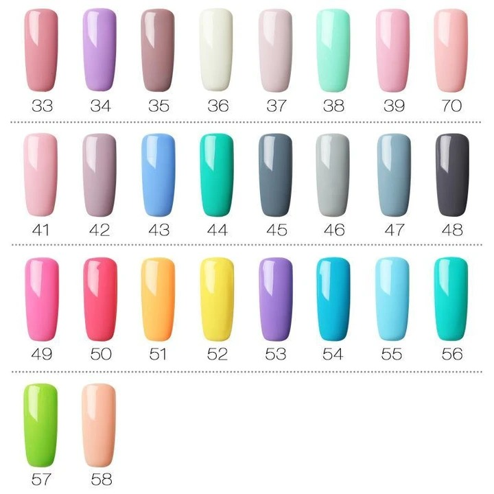 【Mother's Day Sale 】58 Colors One Step Nail Polish Pen