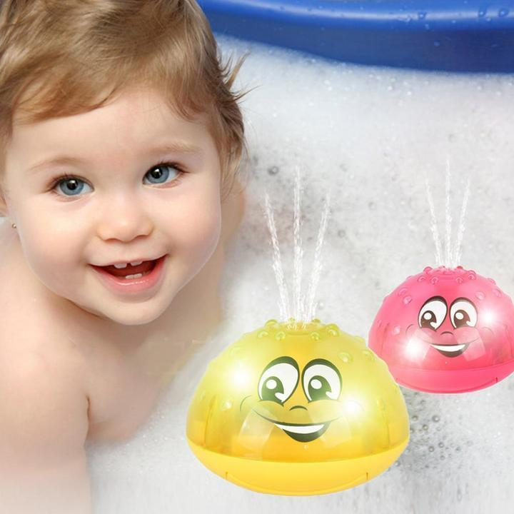 (50% OFF) Infant Children's Electric Induction Water Spray Toy