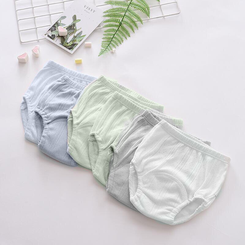 Baby Boys Girls Cotton Potty Training Pants-100% Cotton and Safe