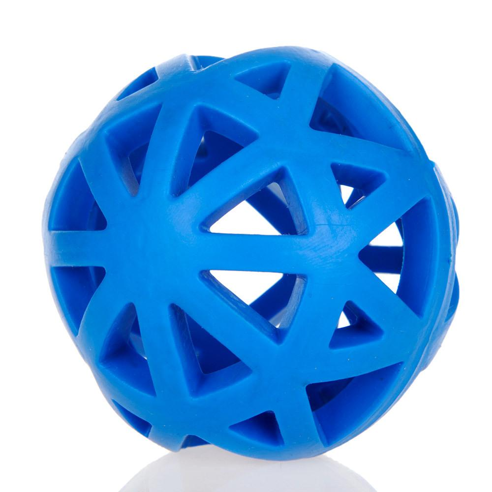 Food Ball Rubber Geometric Bite-resistant Toy