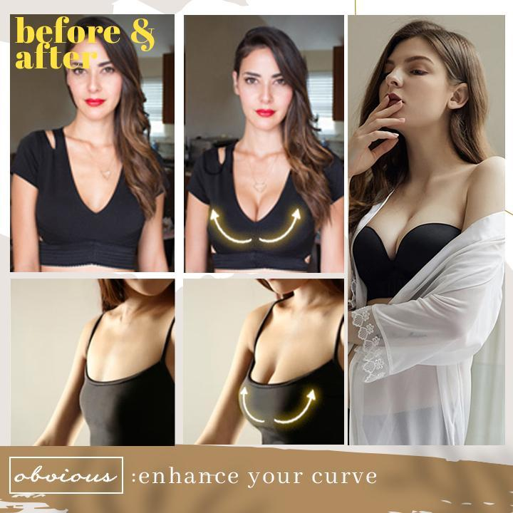 【Limited sale💘】Strapless Front Buckle Lift Bra