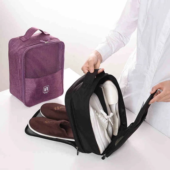 Travel Shoe Bag-Breathable/Foldable/Waterproof