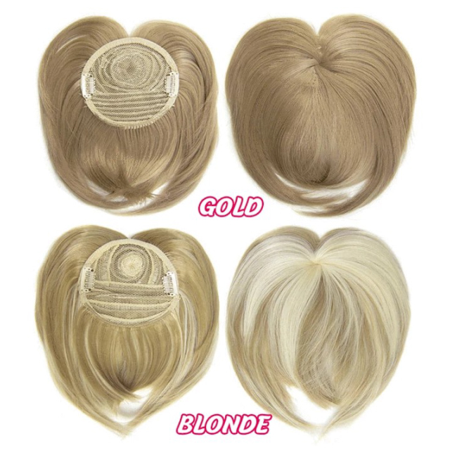 🔥BUY 2 EXTRA 20% OFF🔥 Silky Clip-On Hair Topper -- BUY MORA SAVE MORE