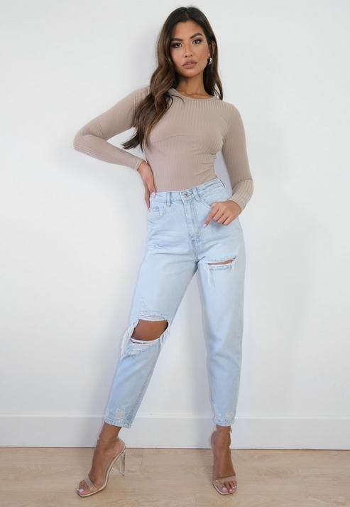 2020 New Women Jeans Crosby Pants Smart Casual Cocktail Leather Look Pants Brown Trousers