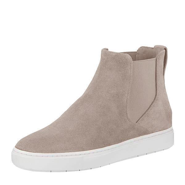 Lemmikshoes Casual High Top Suede Sneakers