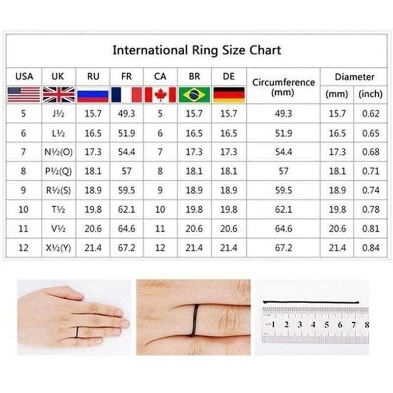 New fashion exquisite beautiful full diamond jewelry women's 925 sterling silver natural white sapphire diamond ring wedding bride engagement ring party anniversary ring Christmas gift jewelry size US5-11