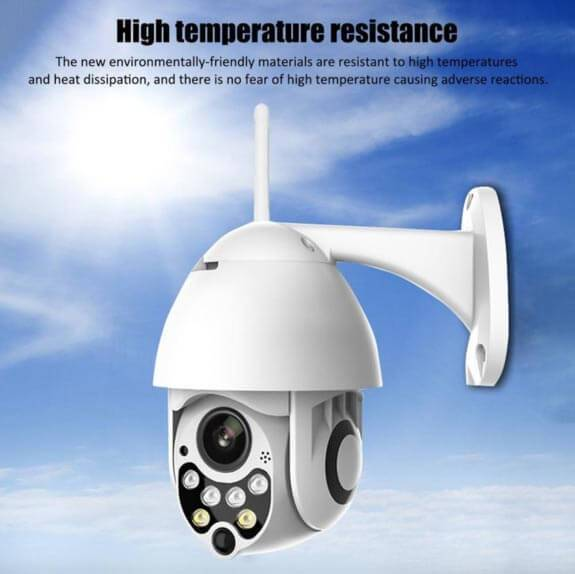 🔥ONLY $7.99 LAST 2 DAY🔥MyMobile Gear Outdoor Wifi Camera -- BUY  3  FREE  SHIPPING