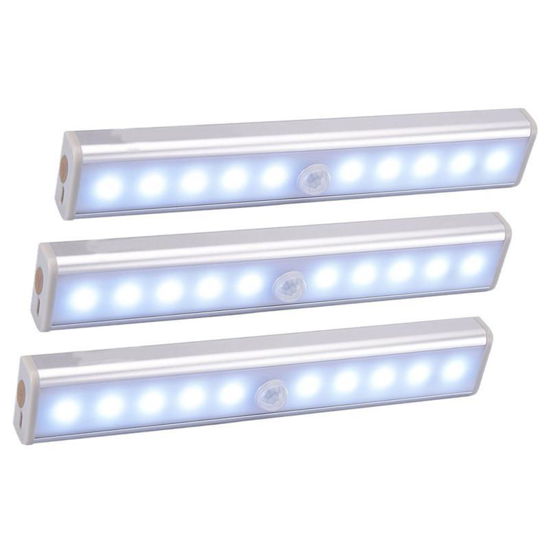 10 LEDs PIR Motion Sensor Light