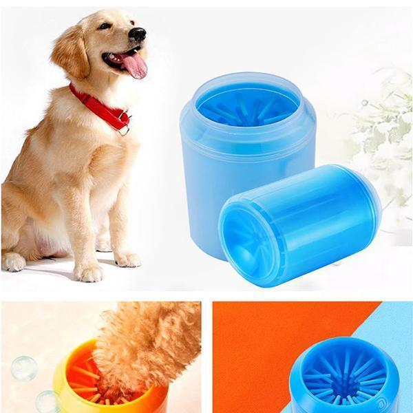 Portable Pet Paw Cleaner Cup