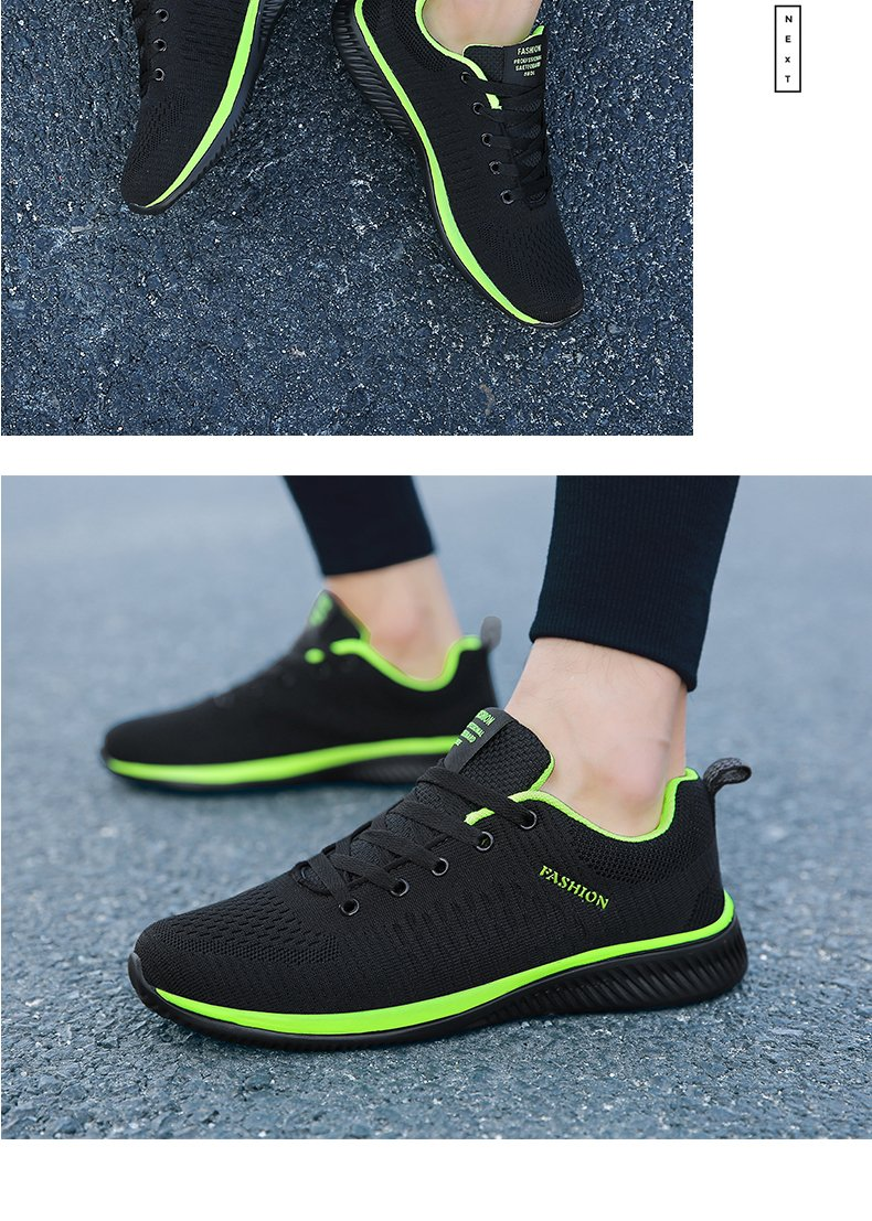 🔥2020 Men's Casual Breathable Soft Sneakers