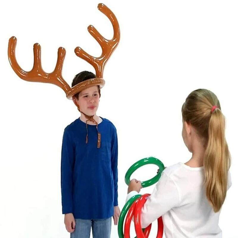 Reindeer Antler Ring Toss Game - For Xmas Party📢 50% OFF