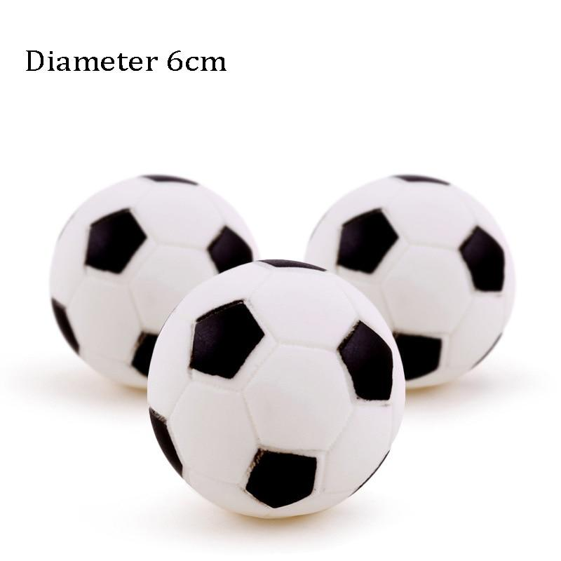 1pcs Diameter 6cm Squeaky Pet Dog Ball Toys for Small Dogs Rubber Chew Puppy Toy Dog Stuff Dogs Toys Pets brinquedo cachorro