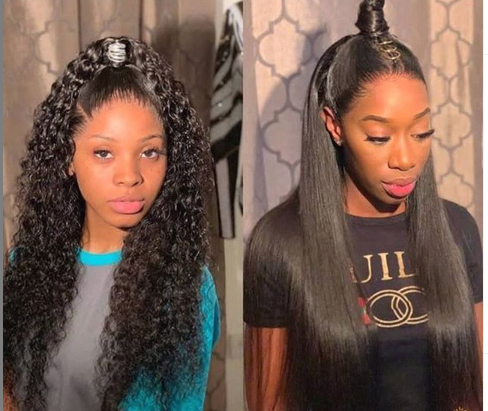 Lace Front Black Wig cute wigs for black women Lace hair for men