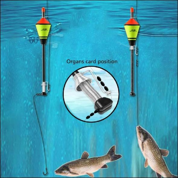 Automatic fishing hook