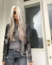 2020 New Gray Hair Wigs For African American Women Lace Closure Wig Wendy Williams Wigs Ash Gray Hair Color Without Bleach Human Hair Wigs Online Good Quality Wigs