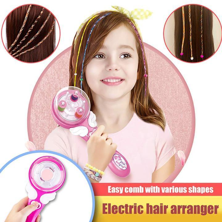 Hot selling 2000 items! DIY Automatic Hair Braider Kits