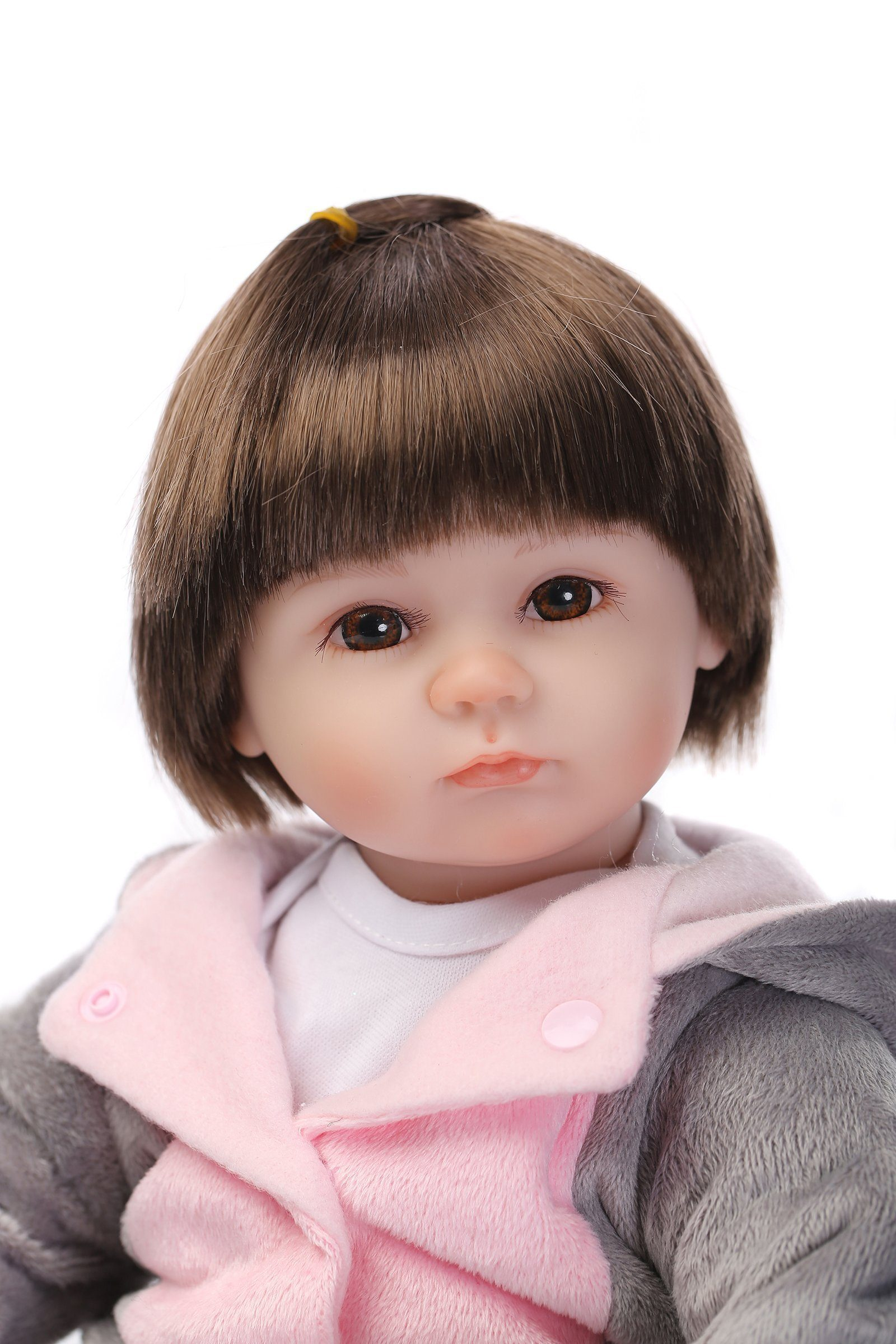 16 inch Camille Reborn Baby Doll