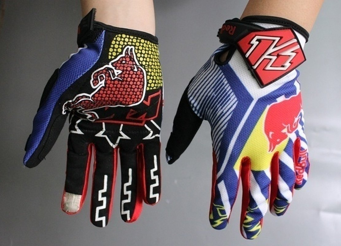NEW Upgrade Motocross  Riding Gloves Bicycle Mountain Downhill Climbing Sports  Racing Gloves