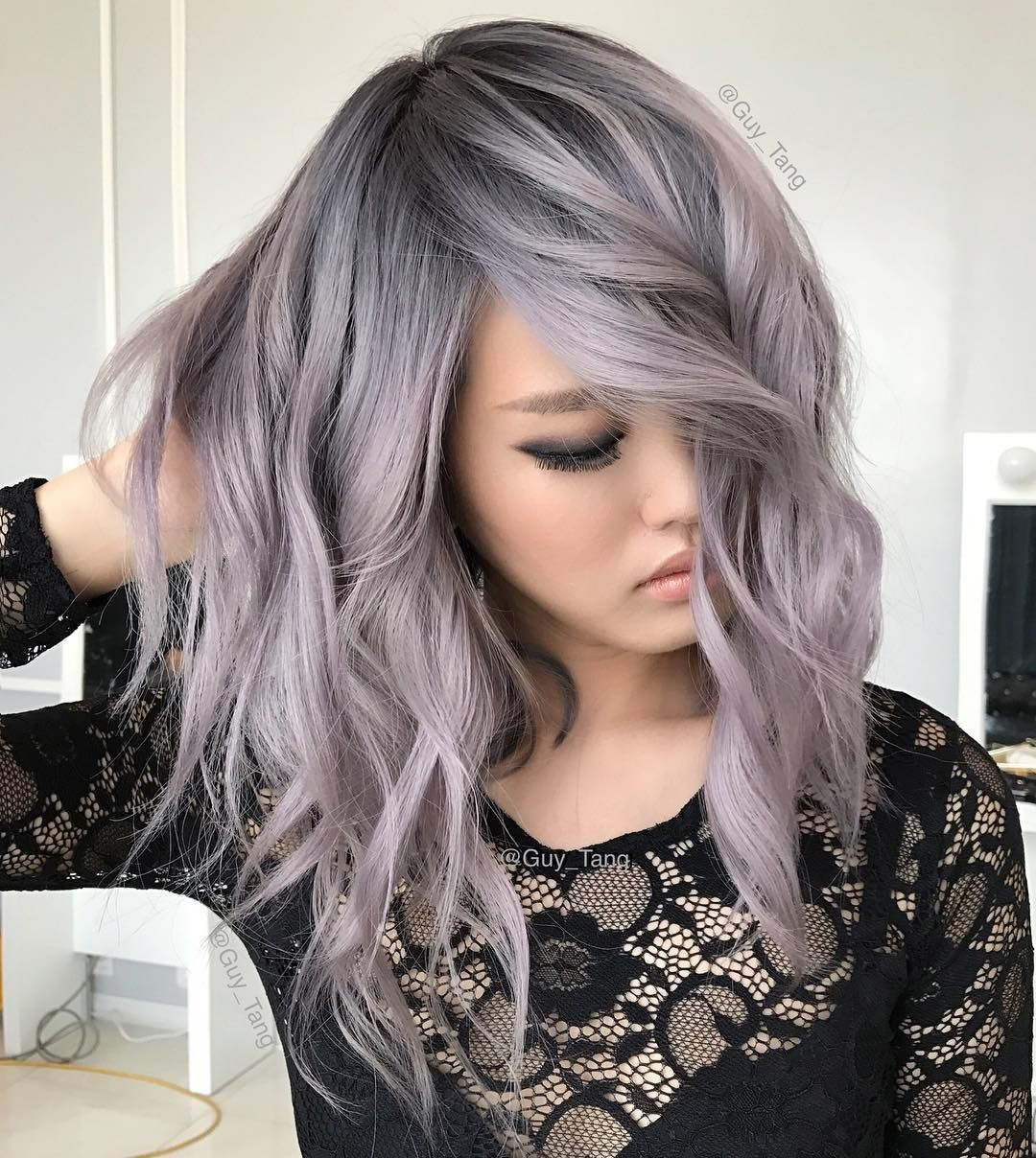 Gray Hair Wigs For African American Women Nakli Baal Price Grey Hair At 20 Male Hair Vig Salt And Pepper Hair Styles Bob Lace Front Wigs With Baby Hair