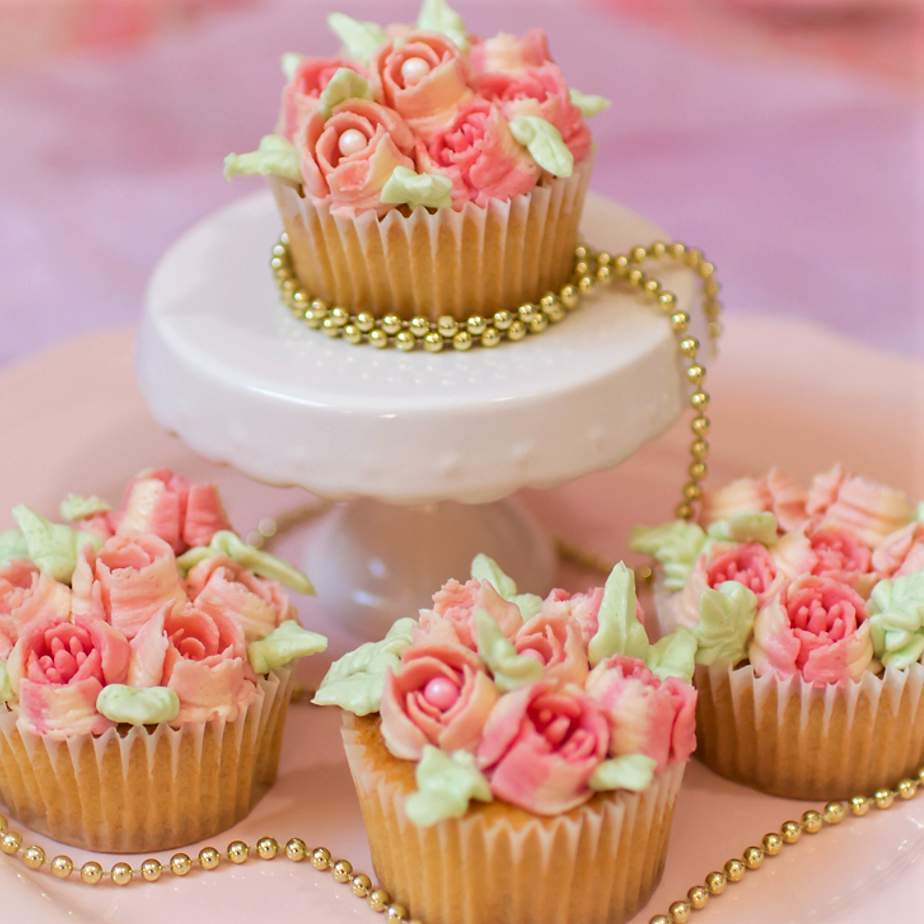 CakeLove - Flower-Shaped Frosting Nozzles (13-Pc Set)