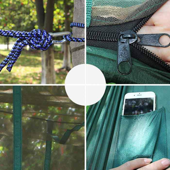 AoTu AT6730 2-Person Hammock