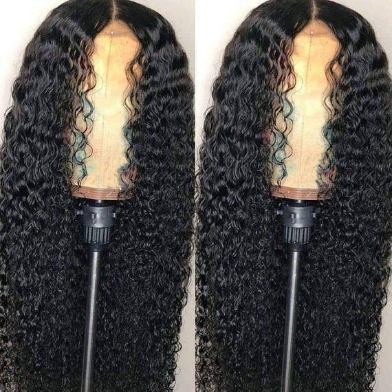 Lace Wig Black Wigs Natural Color Afro american synthetic wigs Afro american synthetic wigs Free Shipping