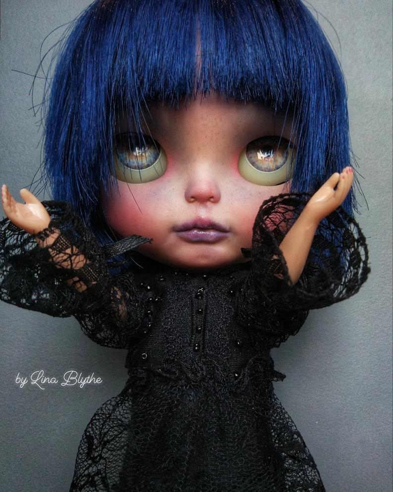 Gerda-Exclusive Collection Doll,Blythe Doll