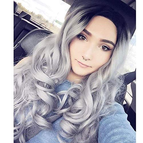 2020 Best Lace Front Wigs Hair Products For Gray Hair Best Way To Cover Gray Hair Dark Purple Cosplay Wig Cajun Spice Wig