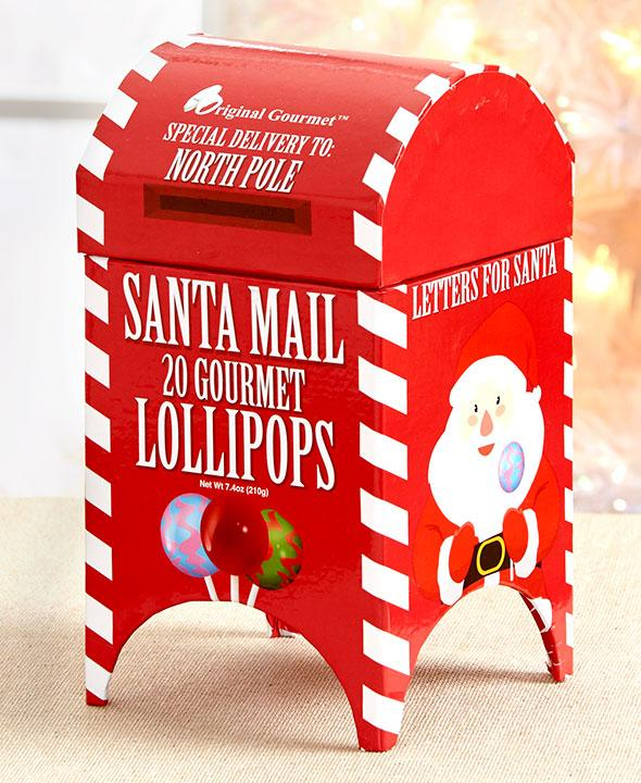 20-Ct. Gourmet Lollipops in Holiday Box