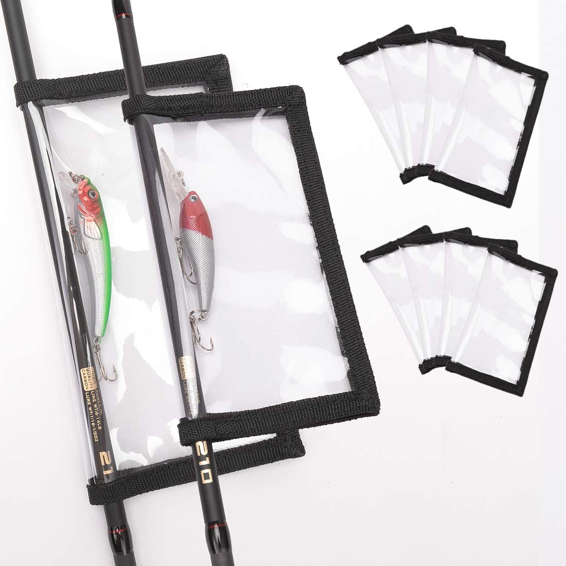 4 Pieces Fishing Lure Cover