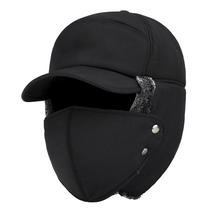 (Early Halloween Sale- Save 50% OFF)Outdoor Cycling Cold-Proof Ear Warm Cap