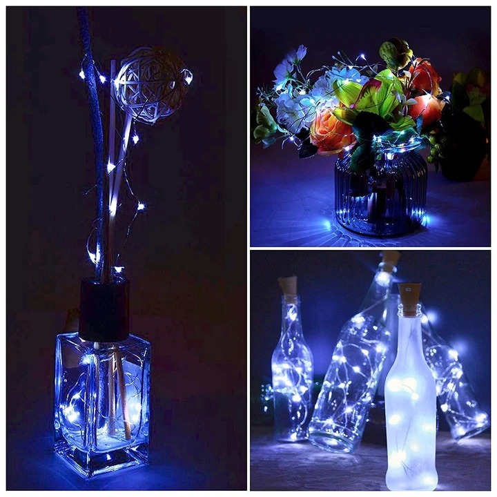 【🔥Clearance Sale-49% Off Last Day】-BOTTLE LIGHTS ( Battery Included - Replaceable )