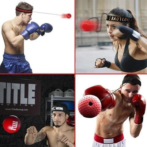 🌹EARLY VALENTINE'S DAY PROMOTION 🎁Boxing Reflex Ball Headband - Buy 3 Get Extra 20% OFF