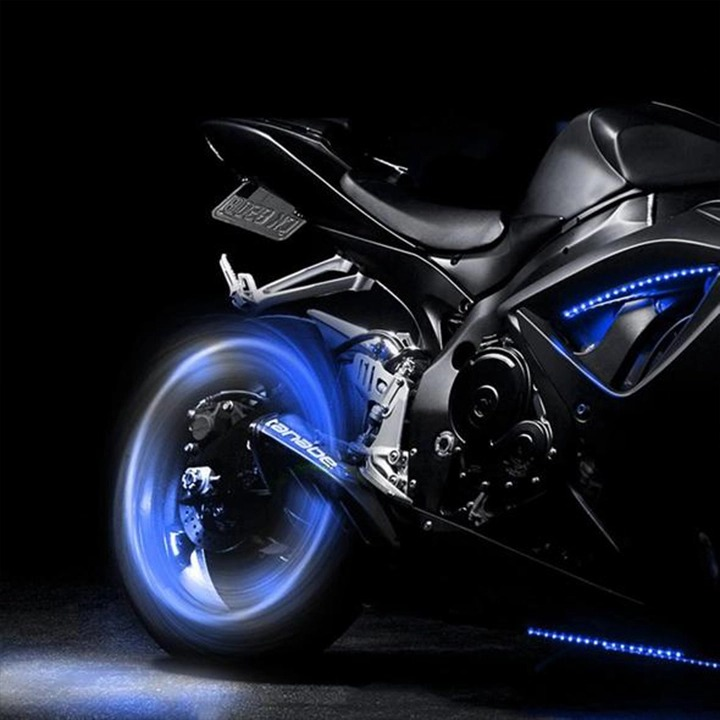 🎉Buy More You Will Save More - Waterproof Led Wheel Lights
