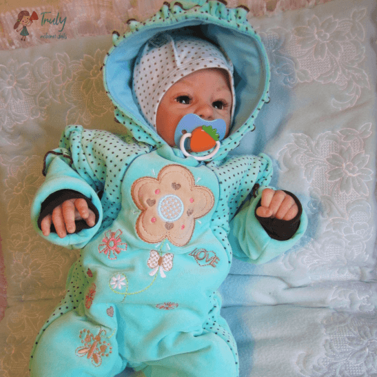21inch Little Everleigh Truly Baby Girl Doll
