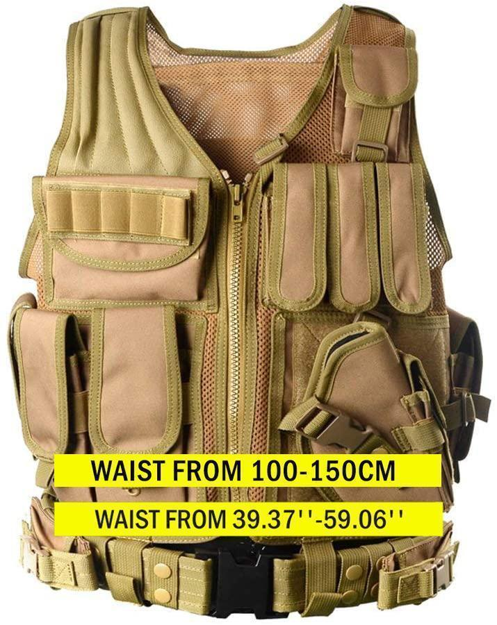 Tactical Vest - The Most Practical Style