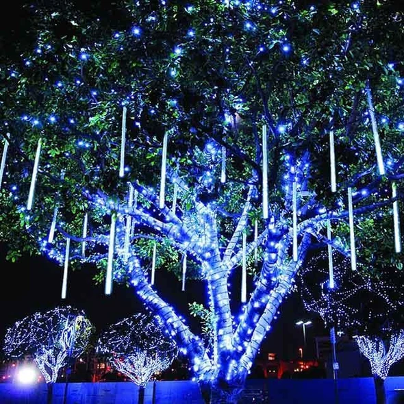 (50% OFF TODAY) Snow Fall LED Lights(Buy 8 Free Shipping)